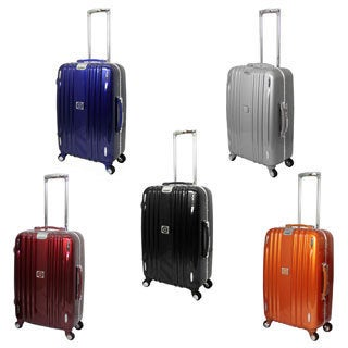 Heys Crown Edition M Elite 26-inch Hardside Spinner Upright Luggage with TSA Lock