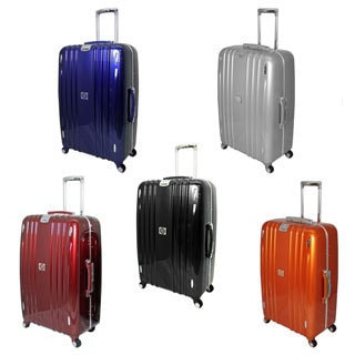 Heys Crown Edition M Elite 30-inch Large Hardside Spinner Upright Suitcase with TSA Lock