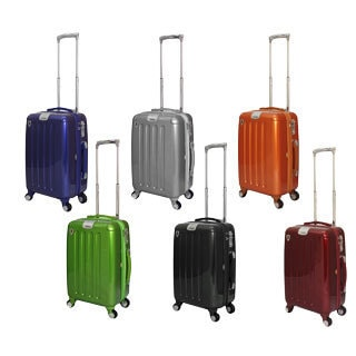 Heys Crown Edition L Elite Lightweight 22-inch Carry-on Hardside Spinner Upright Suitcase with TSA Lock