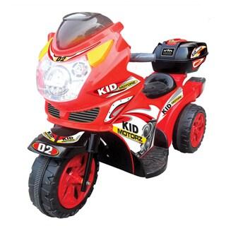Kid Motorz 6-Volt Battery  Motorbike