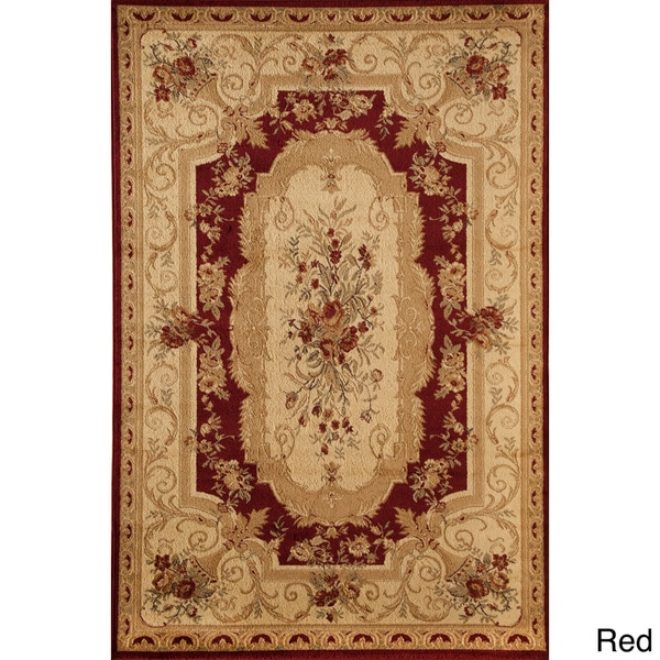florence cream traditional floral area rug