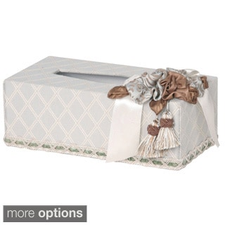 Romance Rectangular Tissue Box Cover