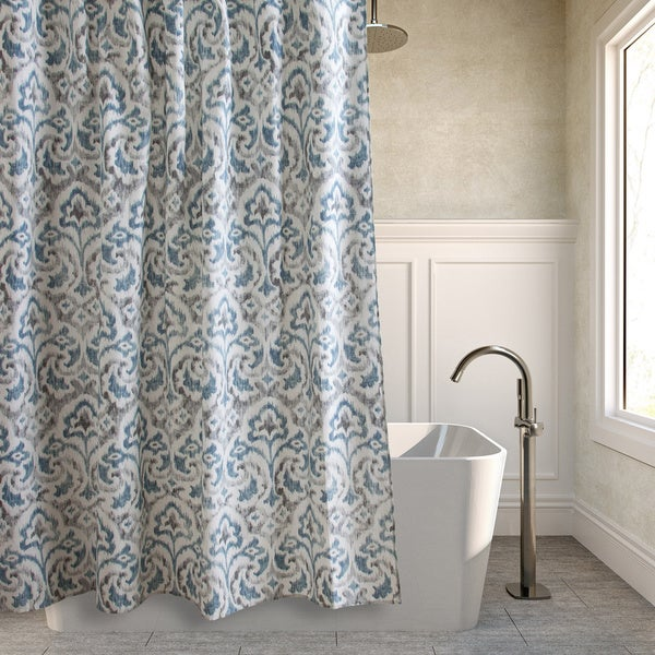 Tommy Bahama Cape Verde Smoke Cotton Shower Curtain 16128305 Shopping Great
