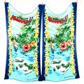 Tommy Bahama Greetings from Hawaii Beach Towel (Set of 2)