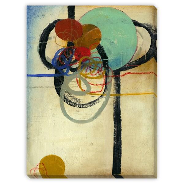 Ebb & Flow I Oversized Canvas Gallery Wrap