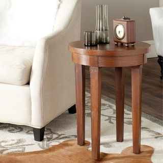Safavieh Kipp Brown End Table
