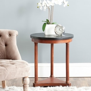 Safavieh Huxley Brown End Table
