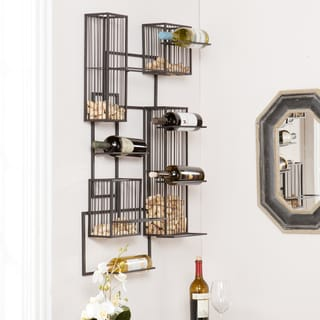 Holly & Martin Wisegrid Wine and Cork Wall Cage
