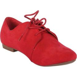 Women's L & C Ox-1 Red
