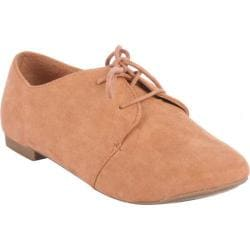 Women's L & C Ox-1 Tan