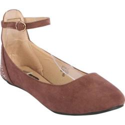 Women's L & C Sonia-21 Brown