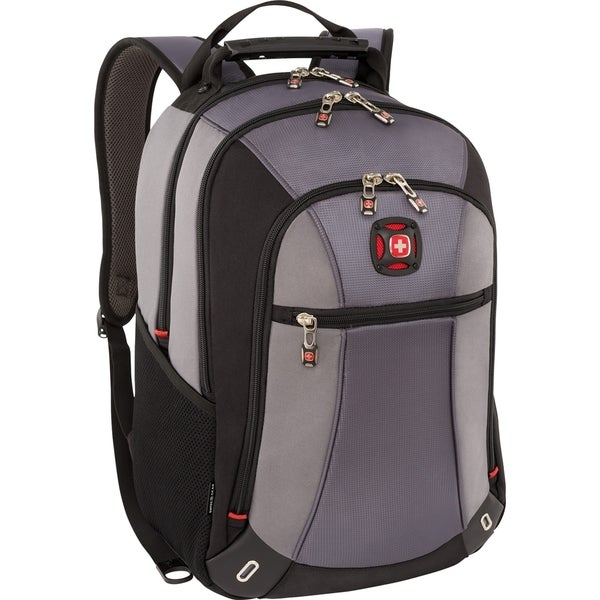 "Wenger SKYWALK Carrying Case (Backpack) for 16"" Notebook - Gray"