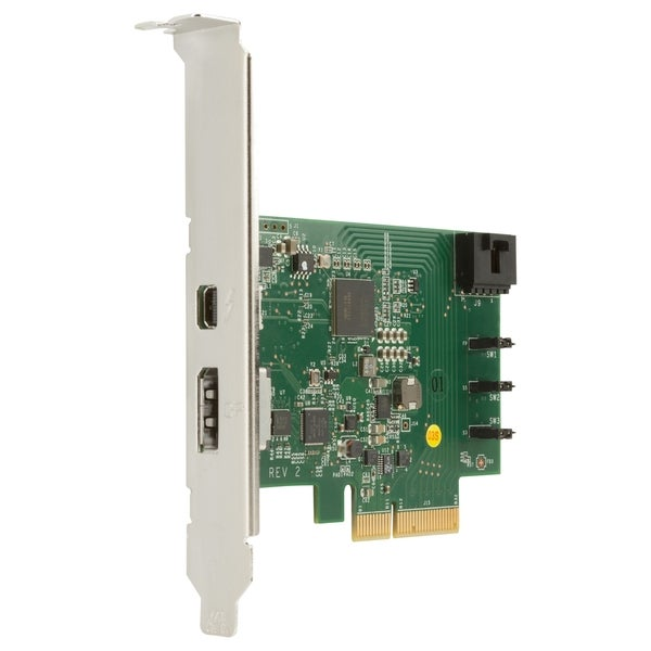 HP 1-port Thunderbolt Adapter with DisplayPort Input
