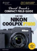 David Busch's Compact Field Guide for the Nikon Coolpix P7800 (Paperback)