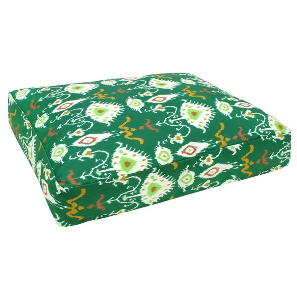 Green Ikat Dog Bed India 16129052 Overstock Shopping