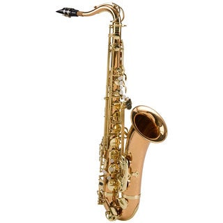 Ravel Paris Series Professional Rose Brass Tenor Saxophone