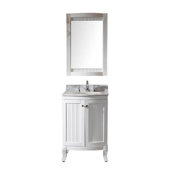 Innovative MTD Vanities Argentina 24inch Single Sink Bathroom Vanity Set With