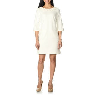 Studio One Women's Ponte Dress