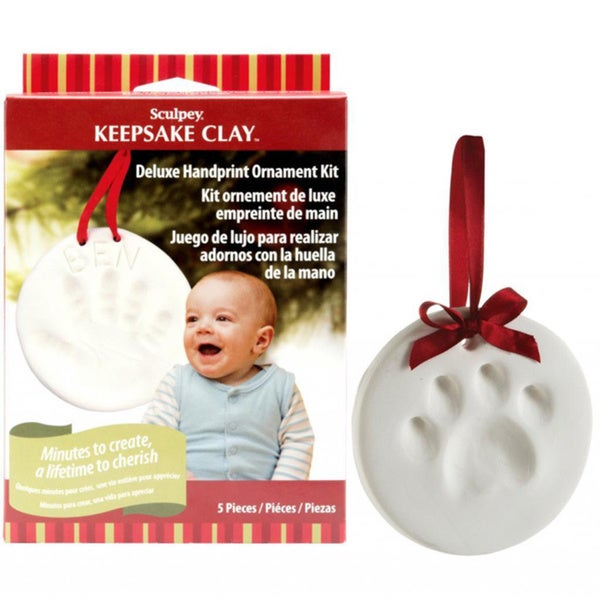Sculpey Keepsake Deluxe Handprint Kit