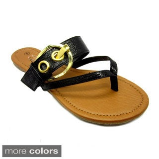 Blue Women's Jum Sandals