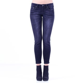 Stitch's Women's Ankle Zip Jegging Skinny Jeans