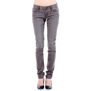 Stitch's Women's Sexy Low Waist Denim Slim Fit Jeans