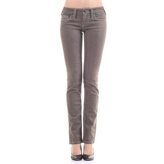 Stitch's Women's Classic Pocket Denim Sraight Leg Jeans
