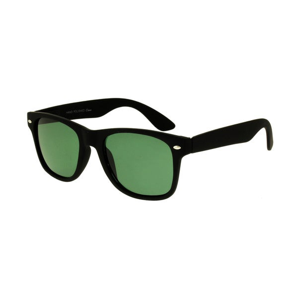 Thomas Wayne Soft Touch Black Sunglasses