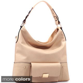 Elegant New Fashion Faux Leather Classic Hobo Handbags