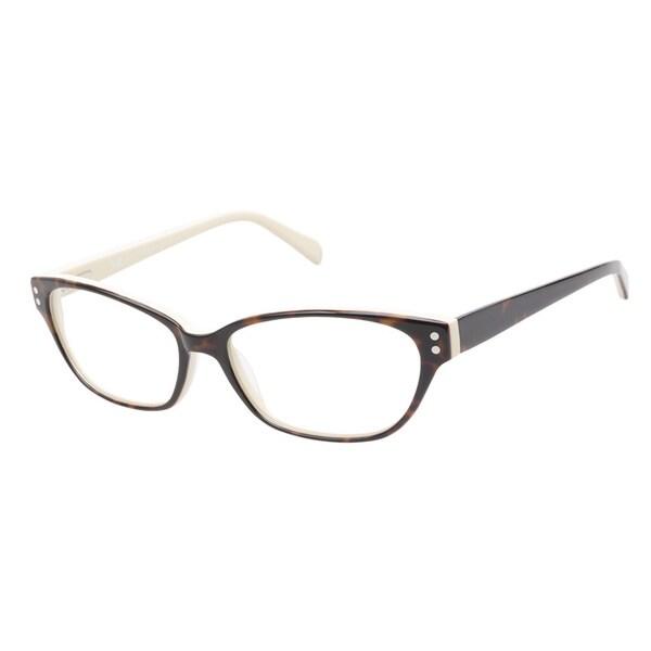 Touch by Alyssa Milano 110 Demi Ivory Prescription Eyeglasses