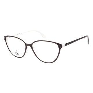 Calvin Klein 5719 961 Black White Prescription Eyeglasses