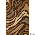 Torino Jungle Area Rug (7'10 x 10'10)