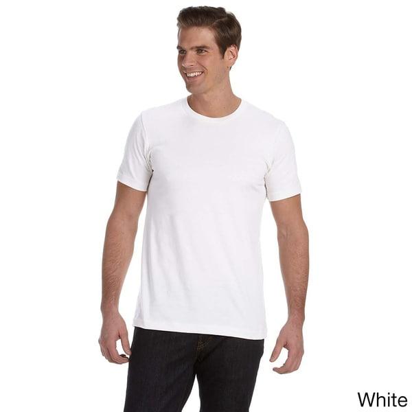 Canvas Men's Organic Jersey T-shirt