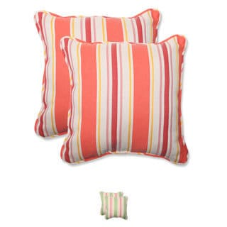 Pillow Perfect Cayman 18.5-inch Throw Pillow (Set of 2)