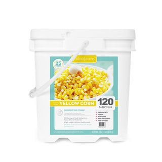 Lindon Farms Freeze-dried Corn (120 Servings)