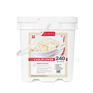Lindon Farms Freeze-dried Cauliflower (240 Servings)