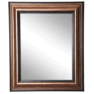 USA Made Rayne Traditional Bronze Wall Mirror