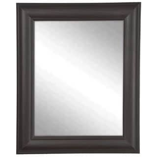 Rayne American Made Dark Walnut Wall Mirror