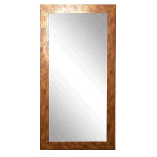 American Made Rayne Tall Gold Stone Tall Mirror
