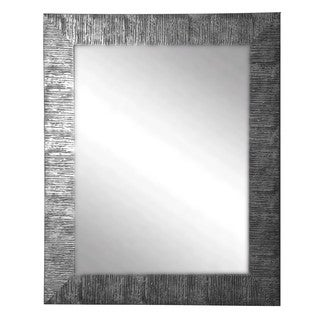 American Made Rayne Silver City Wall Mirror