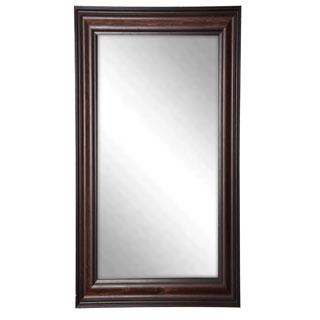 American Made Rayne Dark Walnut Tall Mirror