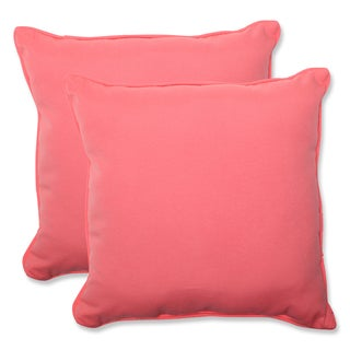Pink Outdoor Cushions Amp Pillows Overstock Shopping The