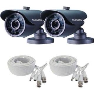 Samsung SDC-5440BCD Surveillance Camera - 2 Pack - Color