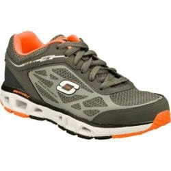 Men's Skechers Skech-Cool Chill Gray/Orange