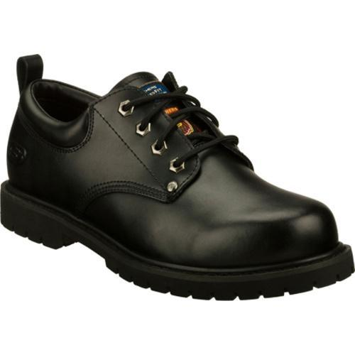 Men's Skechers Work Relaxed Fit Cottonwood Fribble SR Black