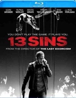 13 Sins (Blu-ray Disc)