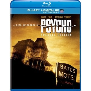 Psycho (Blu-ray Disc)