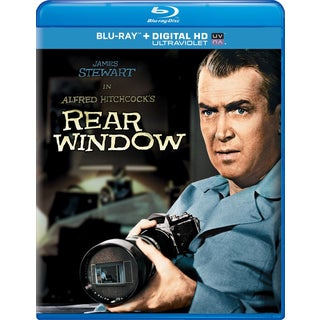 Rear Window (Blu-ray Disc)