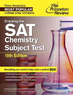 Princeton Review Cracking the Sat Chemistry Subject Test (Paperback)