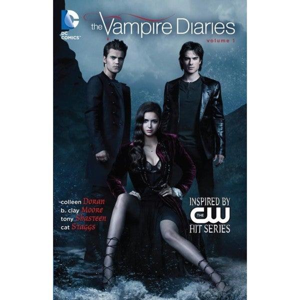 The Vampire Diaries 1 (Paperback) 12687000
